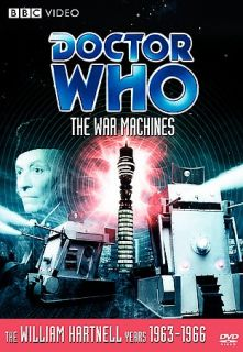 Doctor Who   The War Machines DVD, 2009
