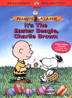 Its the Easter Beagle, Charlie Brown DVD, 2003