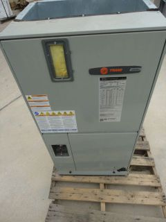 Trane Vertical Single Phase 3 Ton Air Handler R 410A TEXAS