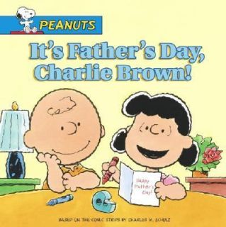 Its Fathers Day, Charlie Brown 2004, Paperback