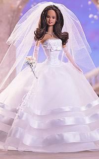 Millennium Wedding 2000 Barbie Doll