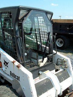 Bobcat Tractor Series S 130,150,160,175,185 Acrylic Cab Enclosure w