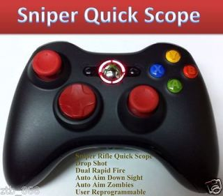 Newly listed XBOX 360 RAPID FIRE MODDED CONTROLLER FOR BLACK OPS 2 MW3
