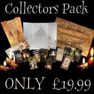Harry Potter Multi Pack Diagon Alley, Yule ball, Marauders Map, Train