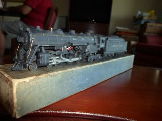 Vintage Gilbert American Flyer 5318 Hudson Steam Locomotive & Tender