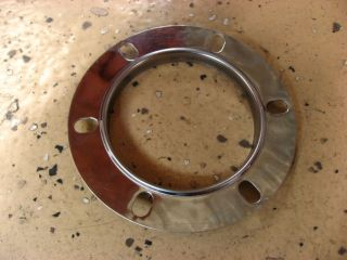 HORN BUTTON RETAINER RING.MOMO SPARCO TRD STEERING WHEEL JDM WOOD