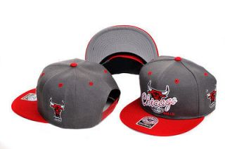 COOL 2012 NEW NWT Vintage Chicago Bulls Snapback Cap&Hat