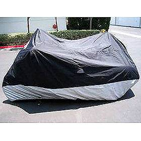 Motorcycle Trike Bike Cover One Size Fit All