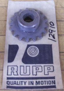 NOS Rupp Mini Bike Minibike Scrambler XL 17T Sprocket