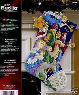 cross stitch christmas stocking kits