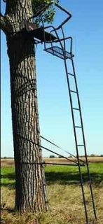 Newly listed CR4801 S Big Game The Big Buddy 2 Man Ladderstand