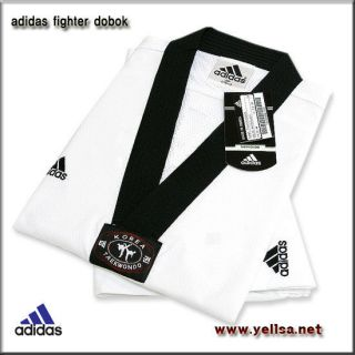 adidas fighter taekwondo dobok/ultra lightweight/functional fabric