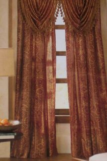 chris madden curtain in Curtains, Drapes & Valances