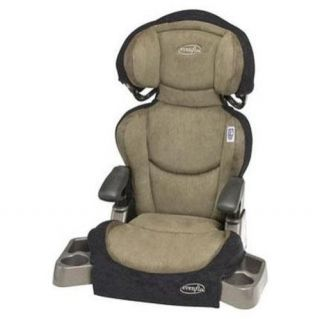 Evenflo Big Kid Deluxe   Cactus Booster Car Seat