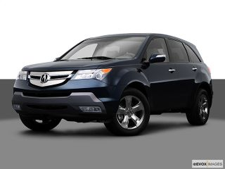 Acura  2009 on Acura Mdx 2009 Base