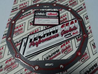 CHEVY 12 BOLT REAR END COVER GASKET FITS CHEVY NOVA CHEVELLE NEW