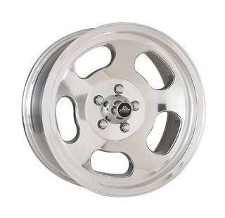 American Racing Ansen Sprint Polished Wheel 15x8 5x4.75 BC