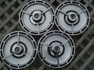 1964 64 CHEVROLET CHEVY SS IMPALA CHEVELLE HUBCAPS WHEEL COVERS CENTER