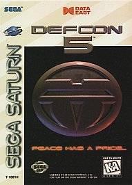 DEFCON 5 Sega Saturn, 1995