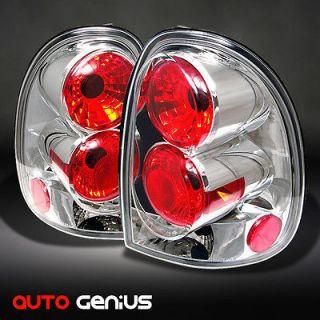 ALTEZZA TAIL LIGHTS REAR BRAKE LAMPS (Fits Chrysler Grand Voyager