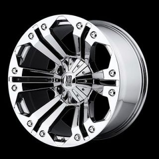 Chrome Rims Wheels Chevy Truck Silverado 1500 Tahoe Suburban Avalanche