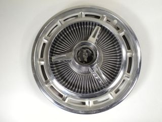 Vintage Chevy hubcap Spinner Wheel cover Chevy impala Nova 1965 1966