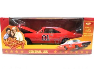 69 Dodge Charger Dukes of Hazzard General Lee 1/25 Diecast Car