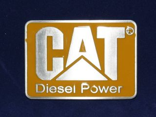 10 New CAT Caterpillar Diesel Power Shirt Patches Patch