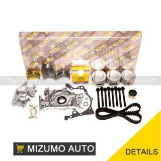 Metro Pontiac Chevrolet 1.0L G10 Engine Rebuild Kit (Fits Geo Metro