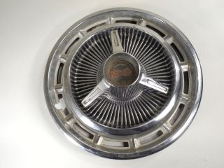 Vintage Chevy SS hubcap Spinner Wheel cover Chevy impala Nova 1965