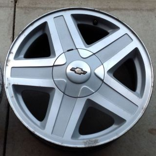 17 Chevrolet Truck Wheels Trailblazer SUV 5142 6x5.0 OEM Factory