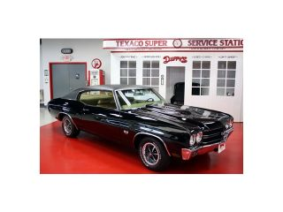 Chevrolet : Chevelle 1970 Chevrolet Chevelle SS LS6 numbers matching