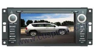 CAR DVD GPS NAVIGATION RADIO VIDEO BLUETOOTH TV IPOD USB FOR JEEP