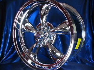 SPOKE REV CLASSIC 100 WHEELS RIMS CHEVY MONTE CARLO 1970 1981