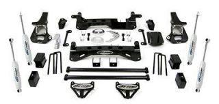 SUSPENSION LIFT KIT CHEVY GMC 2500HD 3500HD 01 10 4WD DURAMAX 6.6L