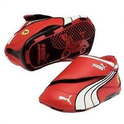 Puma Ferrari Drift CAT4 Crib Shoes