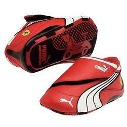 Puma Ferrari Drift CAT4 Crib Shoes