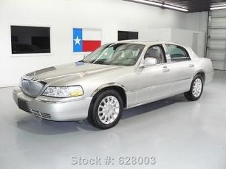 Lincoln  Town Car WE FINANCE 2006 LINCOLN TOWN CAR SIGNATURE 6 PASS