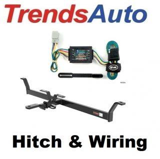 Honda Odyssey / Isuzu Oasis Curt 1 1/4 Class 1 Trailer Hitch & Wiring