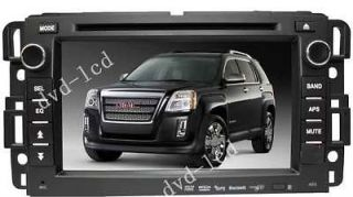 GMC Yukon Hummer H2 Silverado navigation car dvd player Radio GPS TV