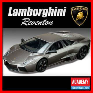 Lamborghini Reventon 1/43 /Academy/Model/Kit/Sports/Car/Decor/Interior