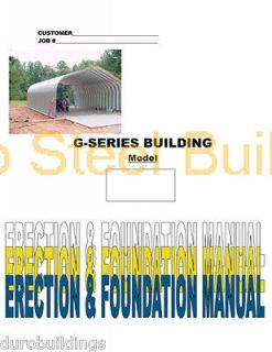 Duro DIY G Style Arch Steel Building Kit Metal Buildings