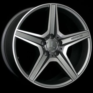 STAGGERED WHEELS 5X112 RIM FITS MERCEDES BENZ C CLASS 230 2008 UP