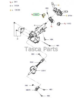 BRAND NEW GENUINE FORD ESCAPE/MERCURY MARINER OEM PATS TRANSCEIVER