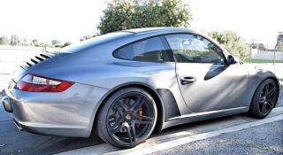 Porsche 911 997 Stone Guard Clear Protection Kit