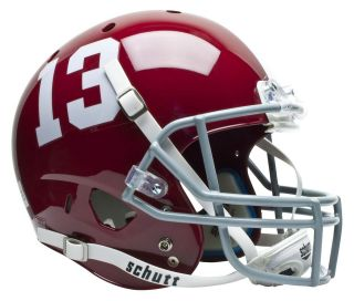 ALABAMA CRIMSON TIDE Schutt AiR XP REPLICA Football Helmet