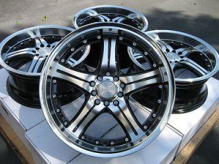 Rims 5x100 5x114.3 Toyota Corolla Matrix Prius Honda Accord Civic Si