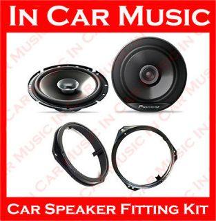 Vauxhall Vivaro Front Door Panel Dual Cone 230 Watts Car Speaker