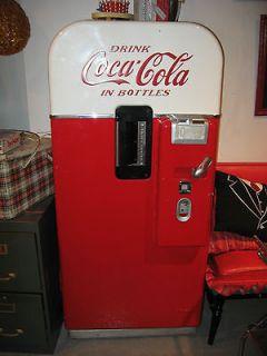New Retro 1930s Style Coca Cola Refrigerator Fridge Coke