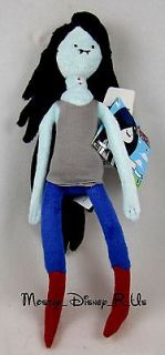 Adventure Time With Finn and Jake Marceline Abadeer Plush Toy Doll 10